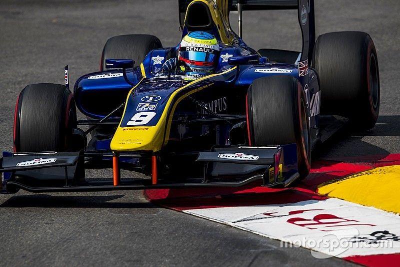 Monaco F2: Rowland kazandı, evinde yarışan Leclerc yarış dışı