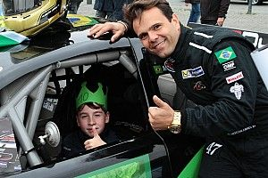 Marconi Abreu shares his enthusiasm for NASCAR racing in Europe