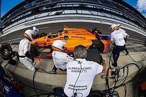 Алонсо о тестах в IndyCar: Возможность есть. Я подумаю и решу