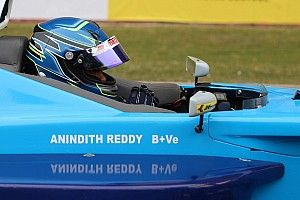 Buddh Euro JK: Reddy clinches title with Race 3 win