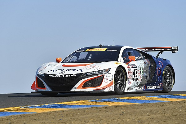 Endurance Breaking news Cameron to make Acura debut in an NSX