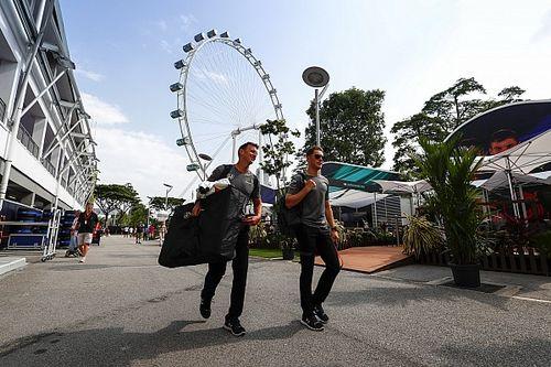 """Vandoorne in Singapore: """"Moeilijk seizoen zal zich uitbetalen"""""""