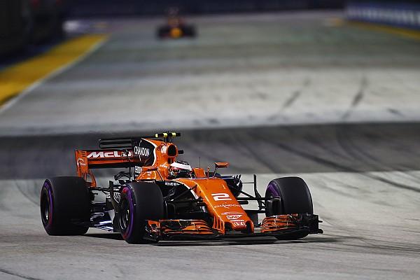 Колонка Вандорна: союз с Renault должен сильно помочь McLaren