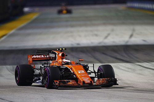 Vandoorne'un köşesi: McLaren-Renault, F1 için iyi bir ortaklık