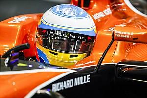 Formel 1 Reaktion F1 2017 in Singapur: Alonso trauert möglichem Sieg nach