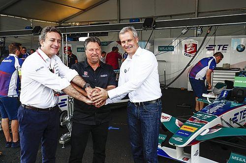 """BMW: """"In der Formel E wird es richtig zur Sache gehen"""""""