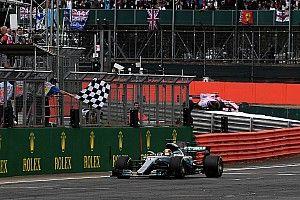 GALERI: Kemenangan Hamilton menuju juara dunia 2017