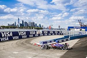 Формула E Топ список е-Прі Нью-Йорка: Бьорд розпочне другу гонку з поулу