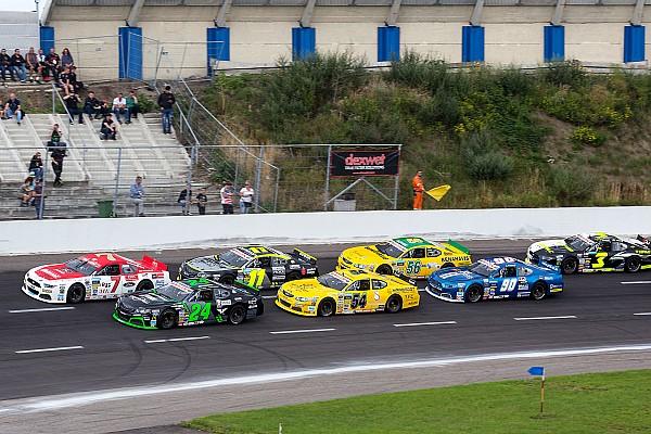 NASCAR Euro Rennbericht NASCAR-Euroserie in Venray: Kumpen und Garcia bezwingen das Oval