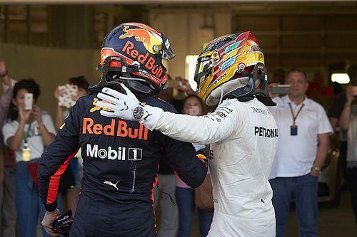 """Hamilton hoopt op Verstappen als teamgenoot: """"Wil hem verslaan"""""""