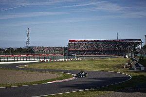 Los madrugadores horarios del GP de Japón de F1