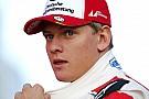 Formel-3-EM Mick Schumacher: