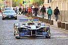 Формула E Салазар провів демо-заїзди у Сантьяго, де пройде етап Формули Е