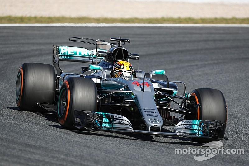 İspanya GP 2. antrenman: Hamilton ve Mercedes günün lideri