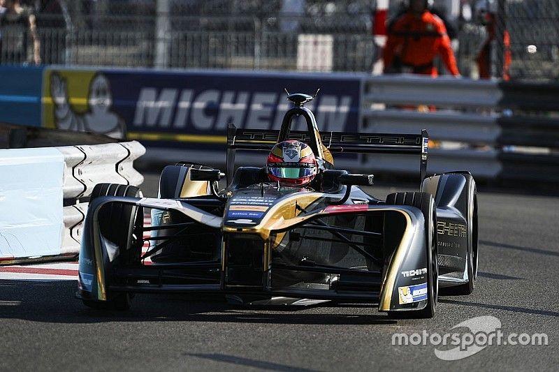 Touché dans son accident avec Piquet, Vergne s'inquiète pour Paris