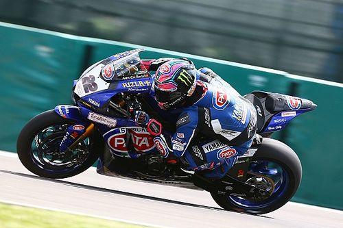 """Yamaha, Alex Lowes: """"A Donington sono pronto a lottare per il podio"""""""
