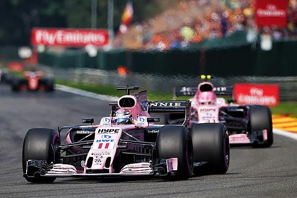 Perez chiede alla Force India di eliminare gli ordini di scuderia
