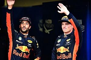 Formel 1 News Daniel Ricciardo: Komme in der F1 mit Frust besser zurecht als Verstappen