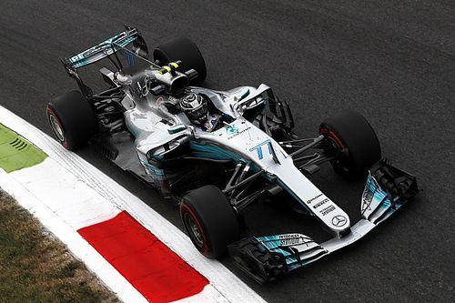 Monza, Libere 2: Bottas davanti, ma le Ferrari sono a tiro!