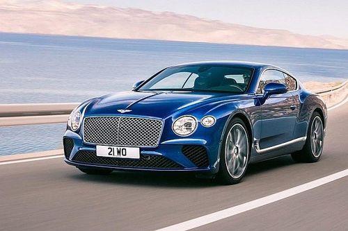 Bildergalerie: Der neue Bentley Continental GT