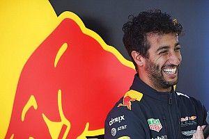 """Daniel Ricciardo élu """"Pilote du Jour"""" du GP d'Italie 2017"""