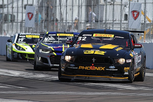 """PWC Aquilante's GTS clean sweep """"probably"""" last win for Mustang"""