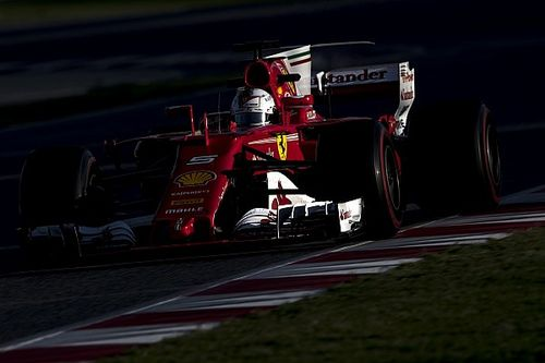 Analisi test Barcellona: Ferrari brilla, Mercedes in controluce
