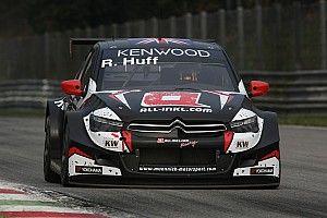 Huff topt ook tweede testdag Monza, Coronel rijdt tweede tijd