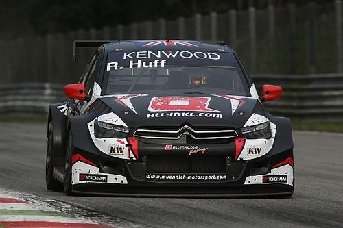 WTCC-Test 2017 in Monza: Rob Huff legt neue Messlatte