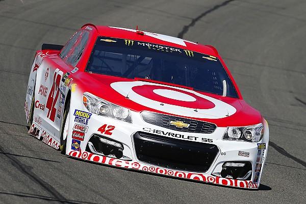 NASCAR Cup Kyle Larson gana la etapa 1 en California
