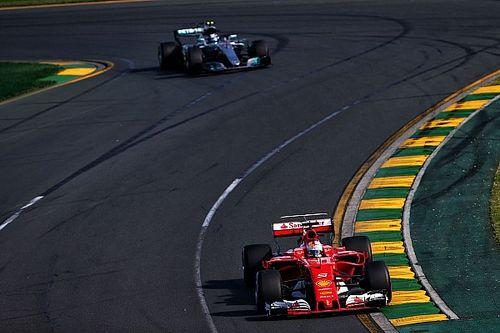 """Mercedes: """"Nederlaag te wijten aan snelheid Ferrari, niet aan strategie"""""""