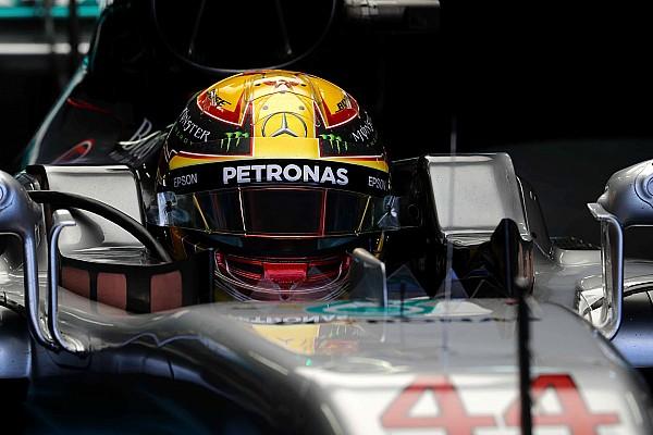 Формула 1 Новость Хэмилтона поставило в тупик падение собственной скорости