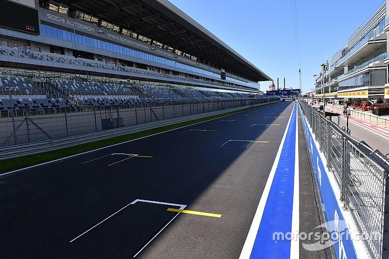 VÍDEO: Guia do circuito do GP da Rússia de Fórmula 1