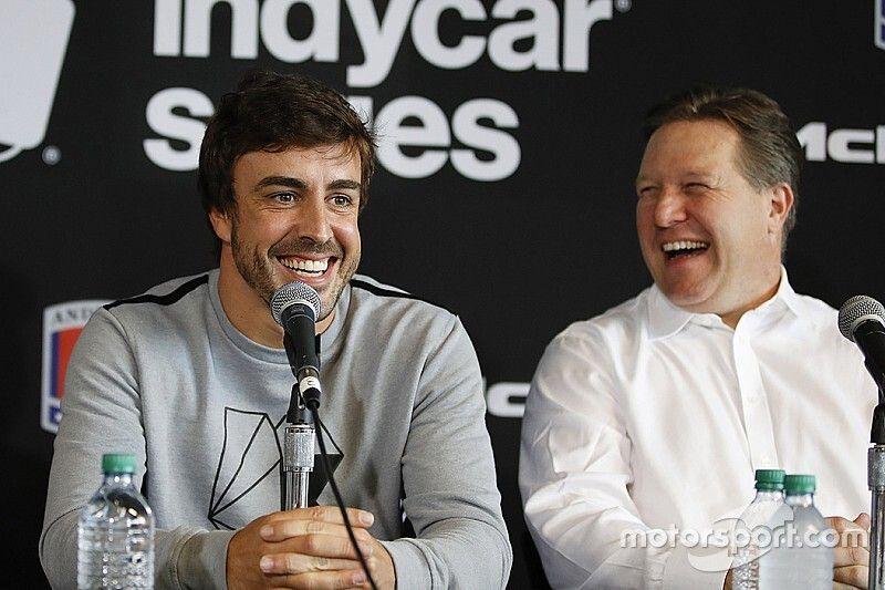 В McLaren допустили разрыв отношений с Алонсо после 2019 года