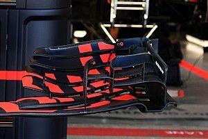 Gallery: Key F1 tech spy shots at Russian GP