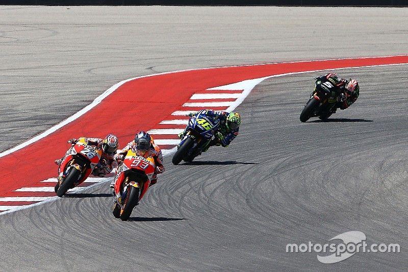 Márquez szerint az amerikai győzelem ellenére még mindig megvannak a Honda problémái
