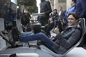 Formula E Entrevista Esteban Gutiérrez no considera que Fórmula E sea un retroceso