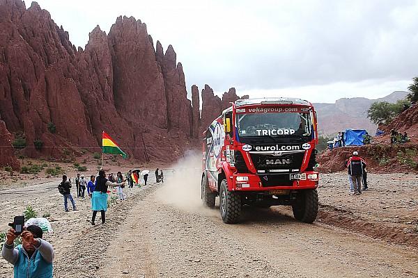 "Dakar Trucks champ Stacey slams Dakar 2017 as ""worst ever"""
