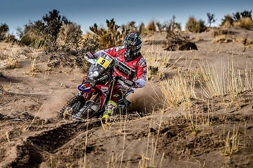 Dakar 2017, Stage 7: Brabec leads Honda 1-2 as Week 2 begins