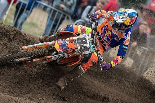 MXGP Lommel: Masterclass Herlings is Cairoli te machtig, Coldenhoff op het podium