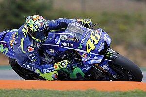 Essais post-course - Meilleur temps in extremis pour Rossi