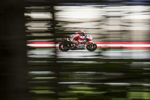 Warm-up GP Oostenrijk: Dovizioso een tiende voor Marquez