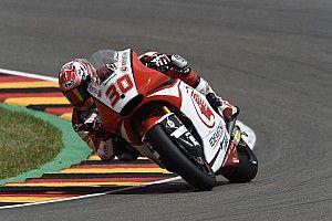 【Moto2】中上「ウエットで速さを発揮できない課題が浮き彫りに」
