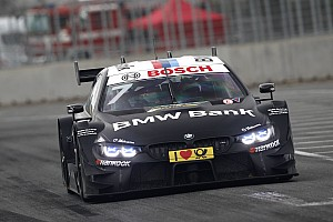 DTM Relato da corrida Spengler lidera 1-2 da BMW em Norisring; Farfus abandona