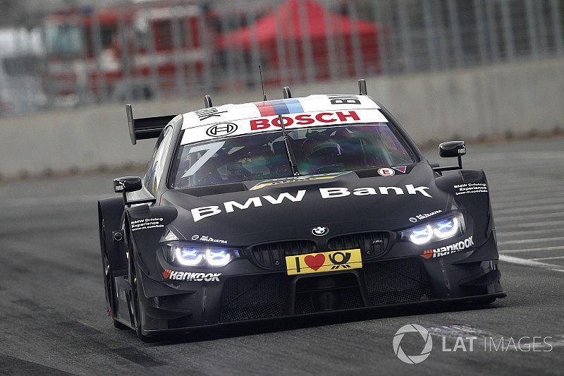 Norisring DTM: Spengler wins as BMW dominates wet-dry race
