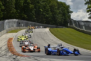 IndyCar Breaking news Newgarden says Dixon and Ganassi deserved Road America win