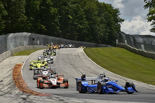 Newgarden says Dixon and Ganassi deserved Road America win