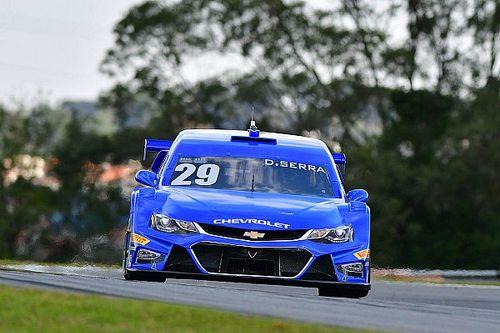 Serra overcomes Camilo and win the pole for tomorrow's Million Race