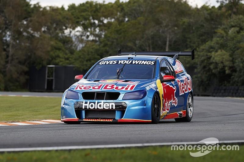 Holden Supercars V6 engine completes first track test