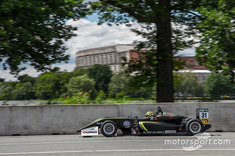 Norisring F3: Norris charges from fifth to first in Race 2